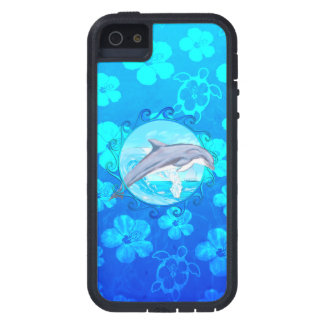 Delphin Maori- Sun Schutzhülle Fürs iPhone 5