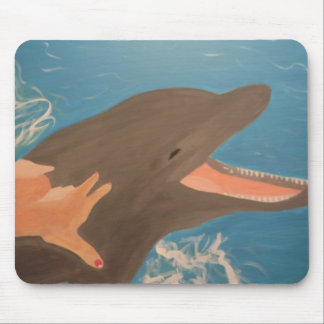 Delphin mousepad