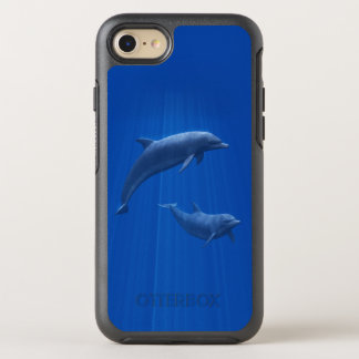 Delphin-Paare OtterBox Symmetry iPhone 8/7 Hülle