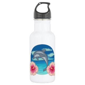 Delphin-Paradies Trinkflaschen