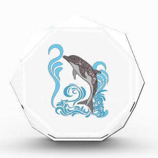 Delphin-Spritzen Auszeichnung