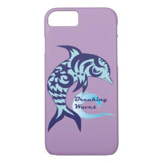Delphin-Telefon-Kasten iPhone 8/7 Hülle