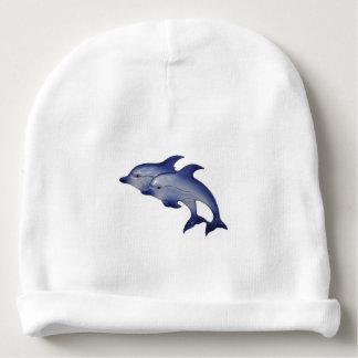 DelphinBeanie Babymütze
