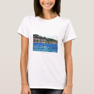Delphine nähern sich Palos Verdes T-Shirt