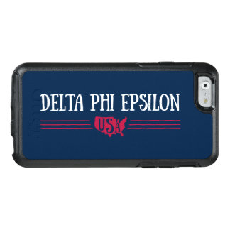 Deltaphi Epsilon-USA OtterBox iPhone 6/6s Hülle