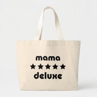 deluxe Ikone Mutter Jumbo Stoffbeutel