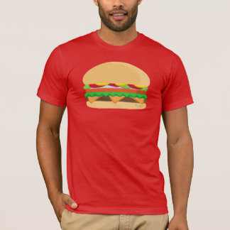 Deluxer Cheeseburger T-Shirt