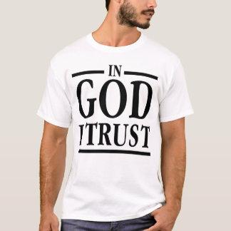 Dem Vertrauen in des Gott-I T-Shirt