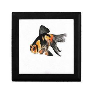 Demekin Goldfish abgeschieden Erinnerungskiste