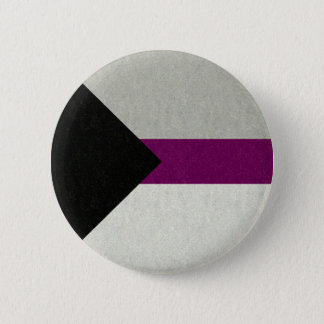 Demisexual Flagge Runder Button 5,1 Cm