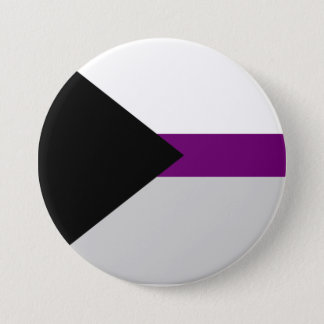 demisexuality Knopf Runder Button 7,6 Cm