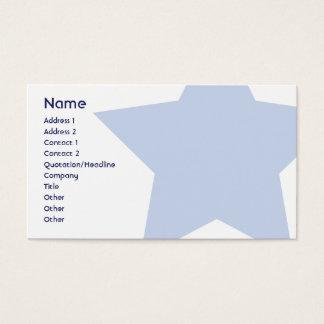 Demokrat - Geschäft Visitenkarte