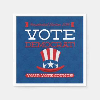 Demokrat Papierserviette