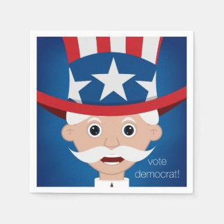 Demokrat Servietten