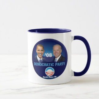Demokratische Party-Tasse Tasse