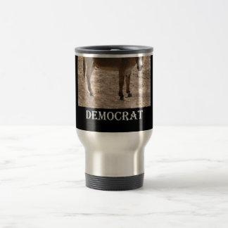 Demokratischer Esel Reisebecher