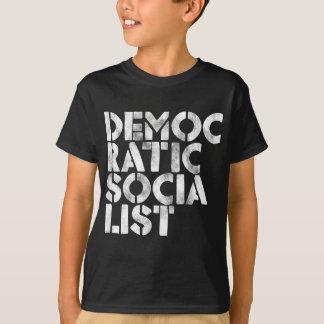 Demokratischer Sozialist T-Shirt