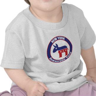 Demokratisches Party New York Tshirts