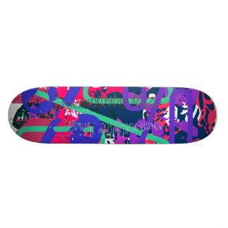 Demonstrant-Modell 1 Skateboarddecks
