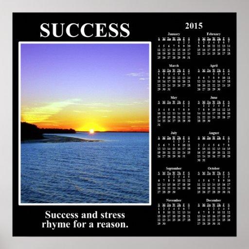Demotivational Kalender 2015: Bedeutung des Posterdrucke