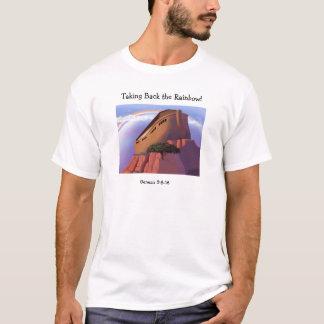 Den Regenbogen zurücknehmen! , Genese-9:8 - 16 T-Shirt