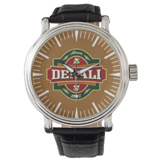 Denali alte Aufkleber-Uhr Uhr