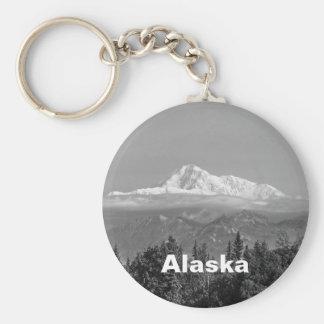 Denali (der Mount McKinley) Schlüsselanhänger