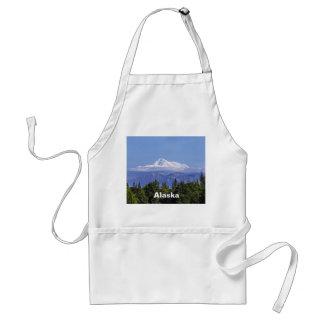 Denali (der Mount McKinley) Schürze