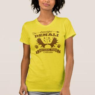 Denali Lagerbewohner Brown T-Shirt
