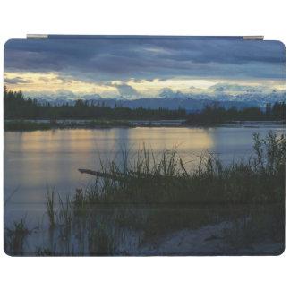 Denali Mitternacht-Sonnenuntergang iPad Hülle