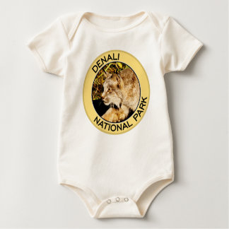 Denali Nationalpark Baby Strampler