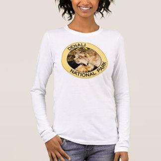 Denali Nationalpark Langarm T-Shirt