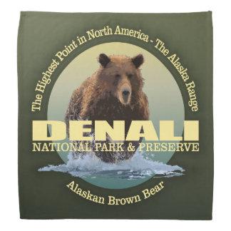 Denali NP (Bär) GEWICHT Halstuch
