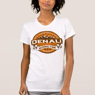 Denali NP Logo-Kürbis T-Shirt
