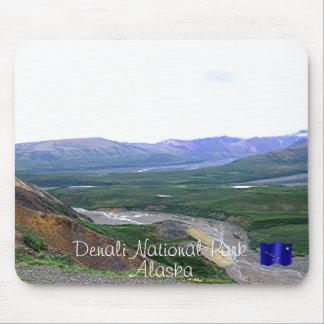 Denali Staatsangehöriger Park-Alaska Mousepad