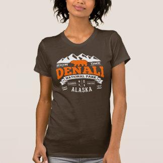 Denali Vintage Orange T-Shirt