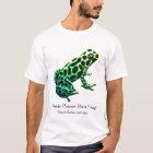 Dendrobates Nachahmer-Gift-Frosch-T - Shirt