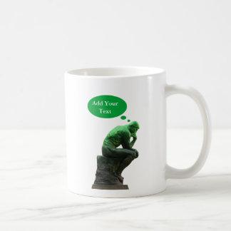 Denke ökologisch kaffeetasse