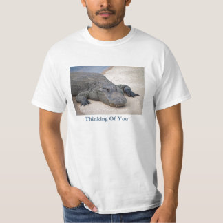 Denken an Sie AlligatorShirt T-Shirt