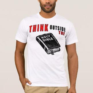 Denken Sie außerhalb der Bibel T-Shirt