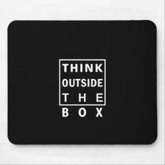 denken Sie außerhalb der des intelligenten klugen Mousepads
