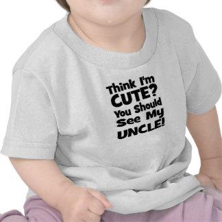 Denken Sie, dass ich niedlich bin?  Sie sollten Shirts
