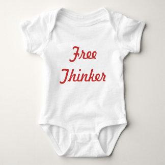 Denken Sie frei T-Shirts