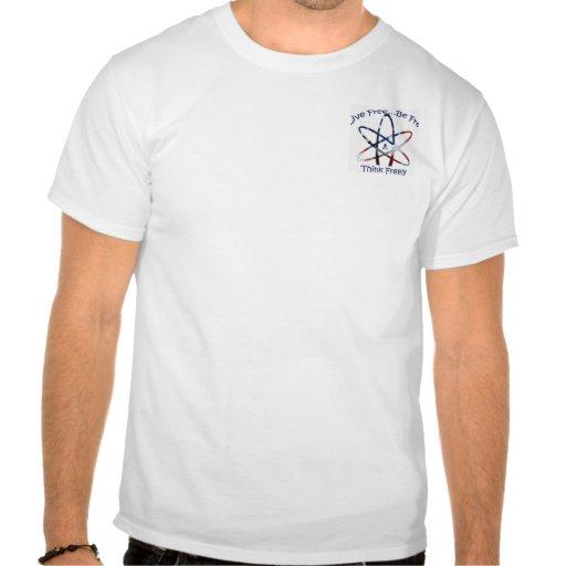 denken Sie frei Hemden