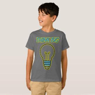 Denken Sie großes! KinderShirt T-Shirt