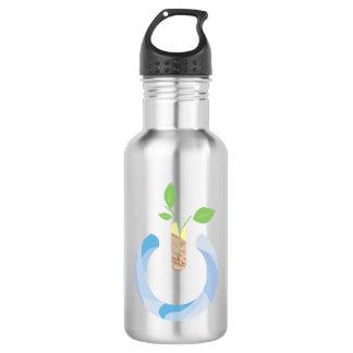 Denken Sie Power Trinkflasche