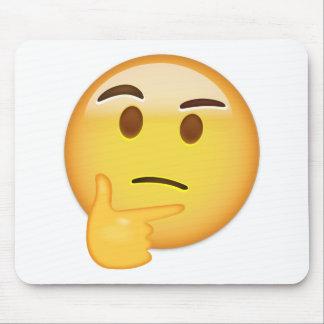 Denkendes Gesicht Emoji Mauspad