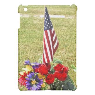 Denkmal-/Veteranen-Tagestribut iPad Mini Hülle