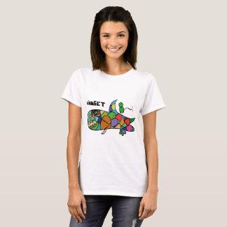 Denkrichtung-Haifisch - folgen Sie Ihrem Traum T-Shirt