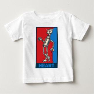 Denslows Zauberer von Oz: Herz Baby T-shirt